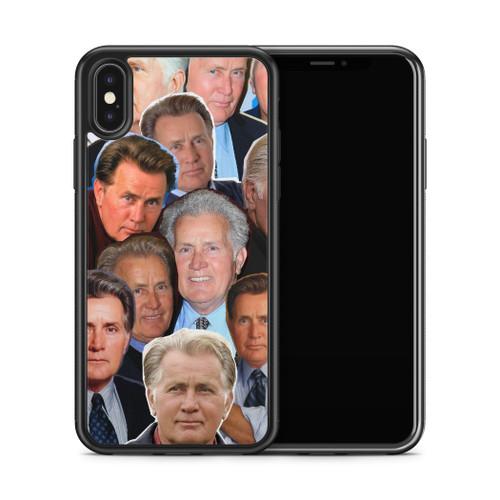 Martin Sheen phone case x