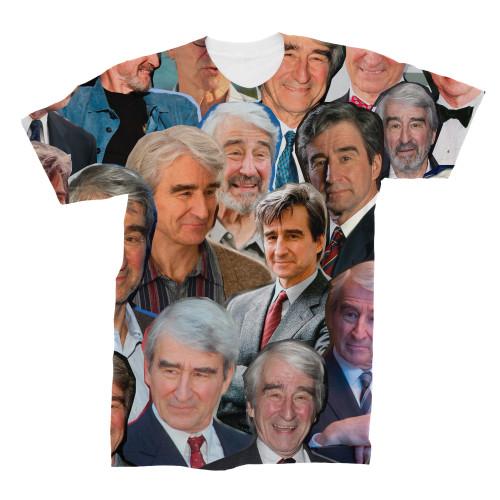 Sam Waterston tshirt
