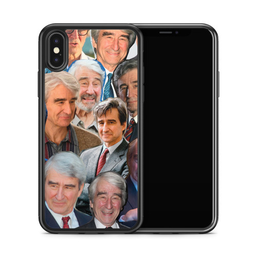 Sam Waterston phone case x