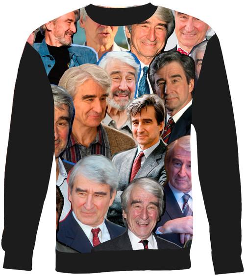 Sam Waterston sweatshirt