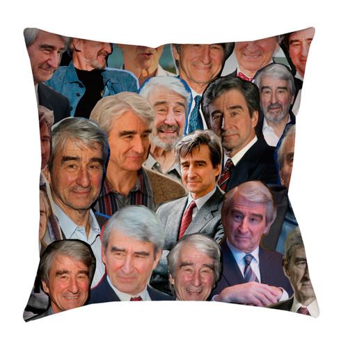 Sam Waterston pillowcase