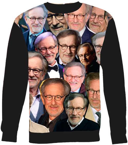 Steven Spielberg sweatshirt