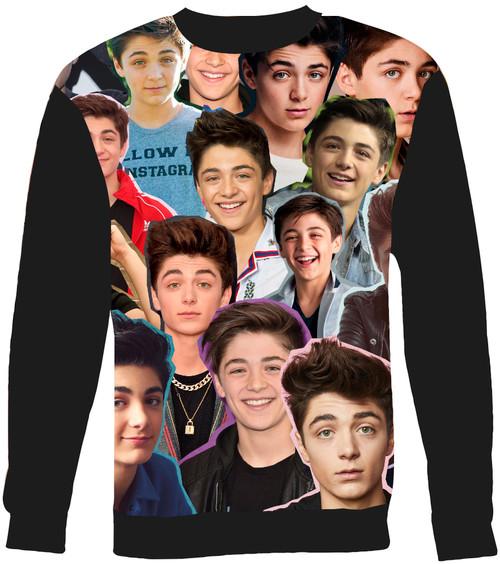 Asher Angel sweatshirt