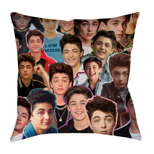 Asher Angel pillowcase
