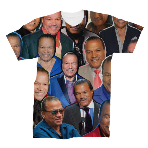 Billy Dee Williams tshirt