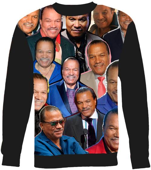 Billy Dee Williams sweatshirt