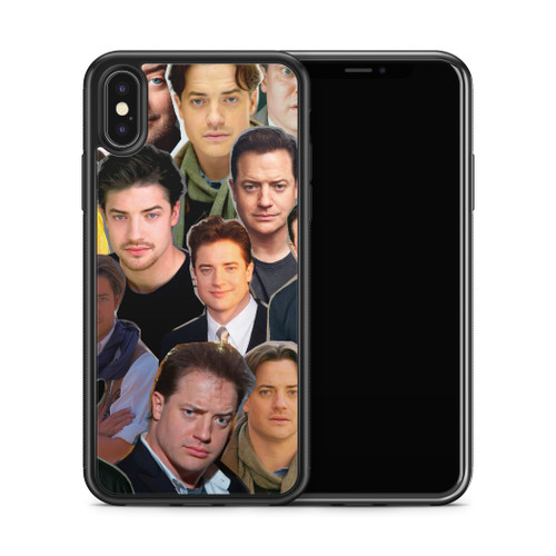 Brendan Fraser phone case x