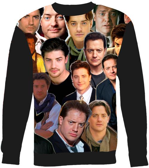 Brendan Fraser sweatshirt