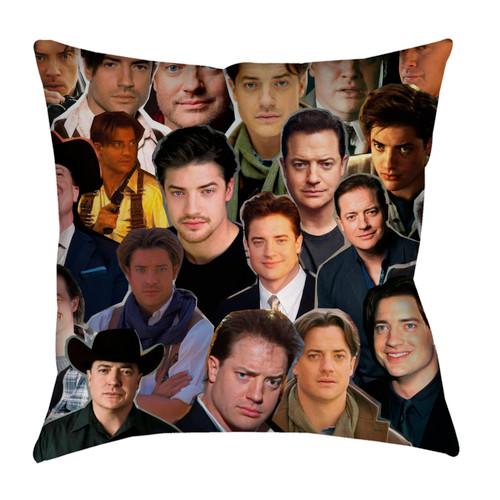 Brendan Fraser pillowcase