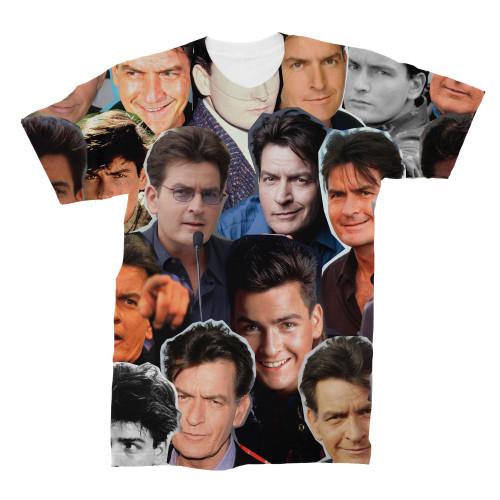 Charlie Sheen tshirt