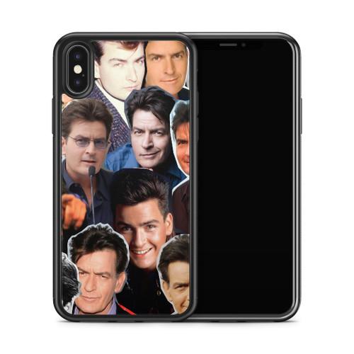 Charlie Sheen phone case x