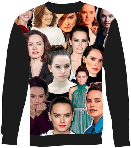 Daisy Ridley sweatshirt