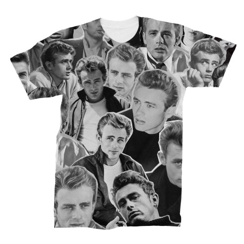 James Dean tshirt