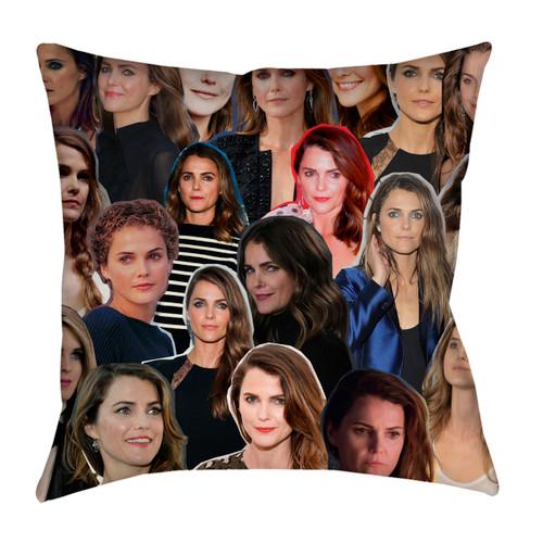 Keri Russell pillowcase