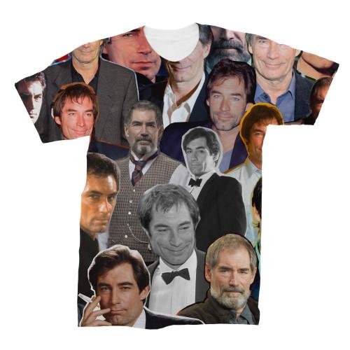 Timothy Dalton tshirt