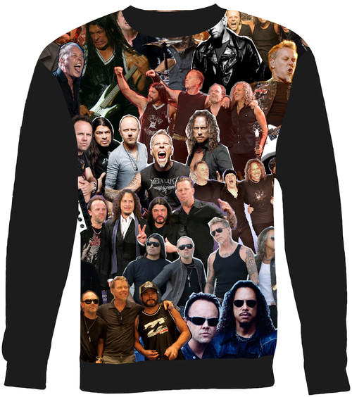 Metallica sweatshirt