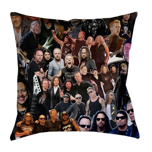 Metallica pillowcase