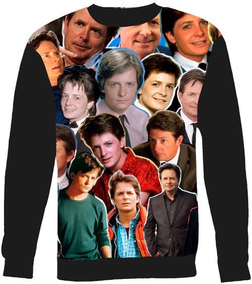 Michael J. Fox sweatshirt