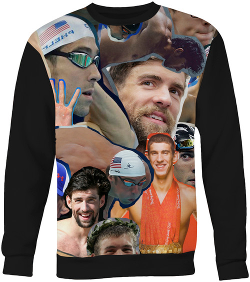 Michael Phelps sweatshirt