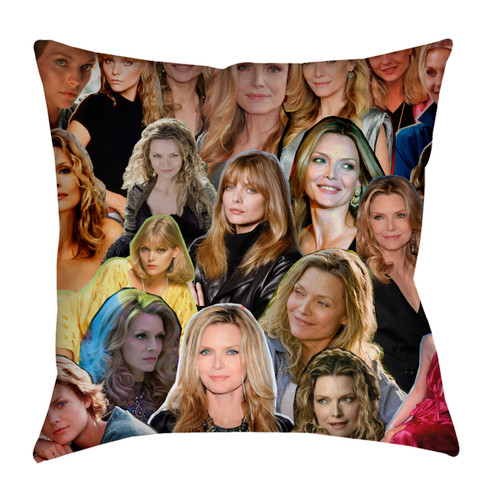 Michelle Pfeiffer pillowcase