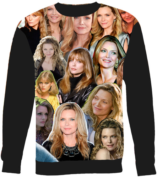 Michelle Pfeiffer sweatshirt