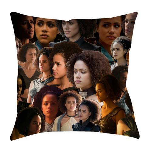 Missandei (Game of Thrones) pillowcase