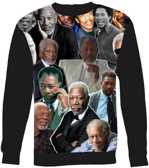 Morgan Freeman sweatshirt
