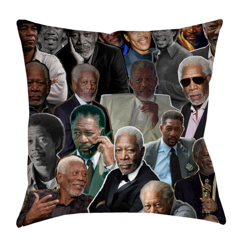 Morgan Freeman pillowcase