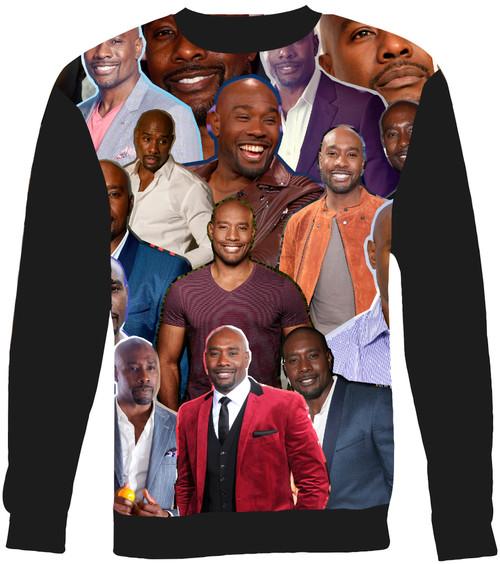 Morris Chestnut sweatshirt