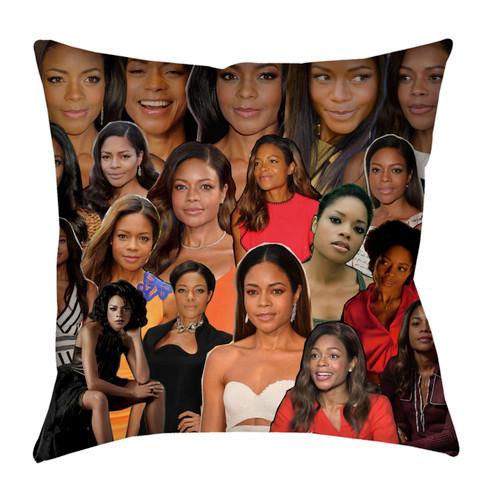 Naomie Harris pillowcase