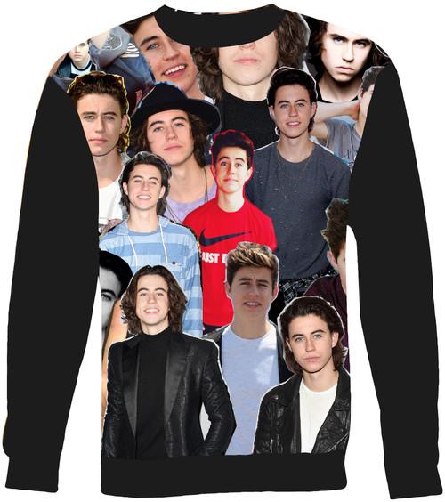 Nash Grier sweatshirt