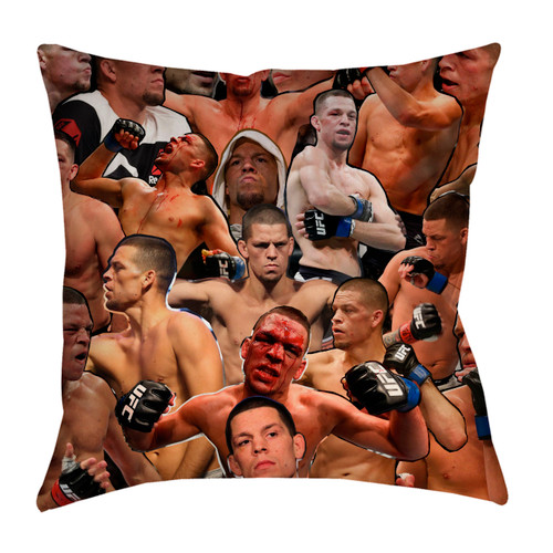 Nate Diaz pillowcase
