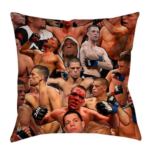 Nate Diaz pillowcase