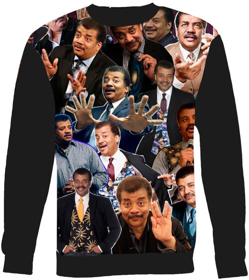 Neil deGrasse Tyson sweatshirt