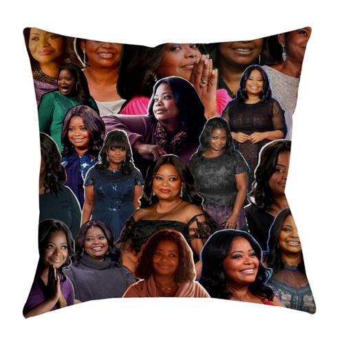 Octavia Spencer pillowcase