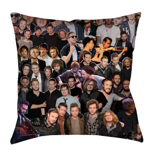 OneRepublic pillowcase
