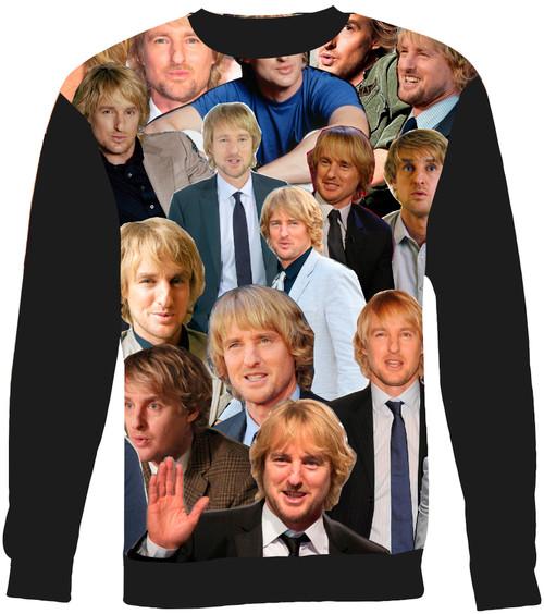 Owen Wilson sweatshirt