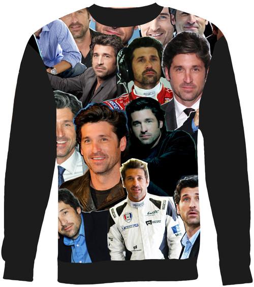 Patrick Dempsey sweatshirt