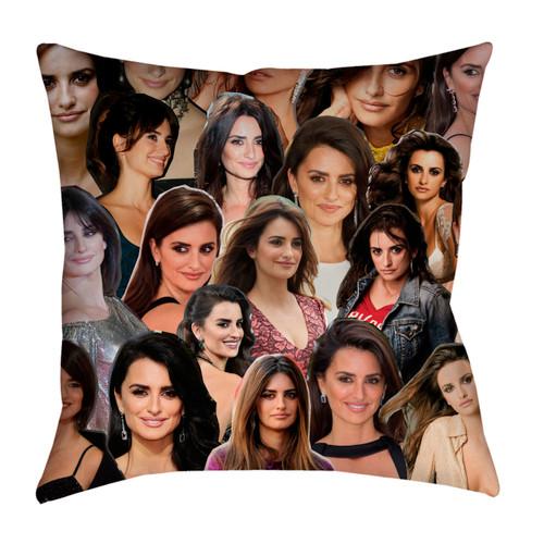 Penelope Cruz pillowcase