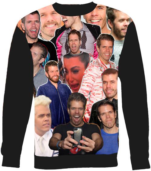 Perez Hilton sweatshirt