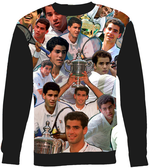 Pete Sampras sweatshirt