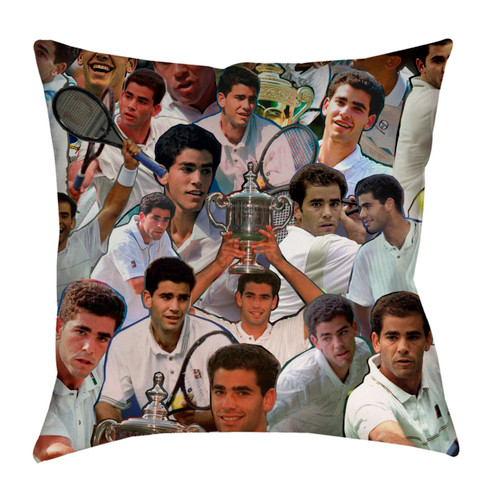 Pete Sampras pillowcase
