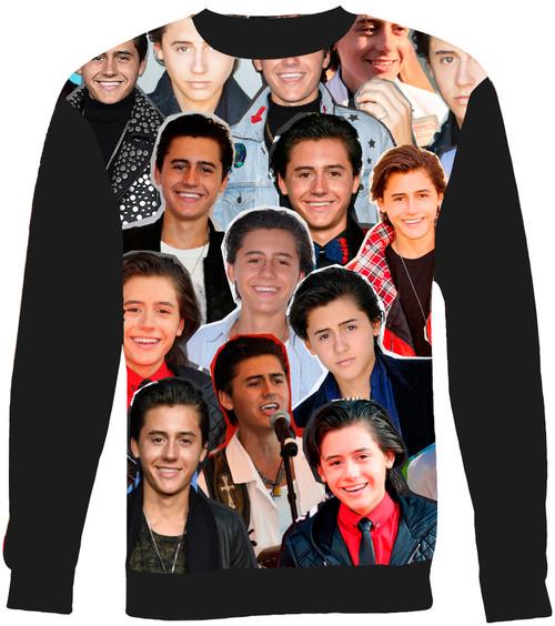 Isaak Presley sweatshirt