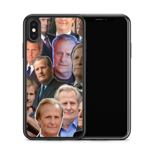 Jeff Daniels phone case x