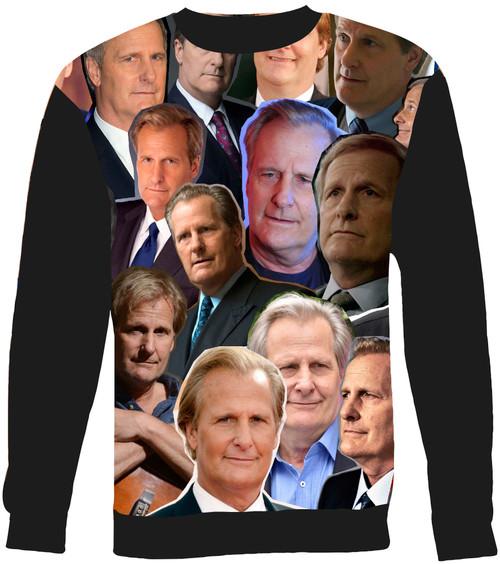 Jeff Daniels sweatshirt