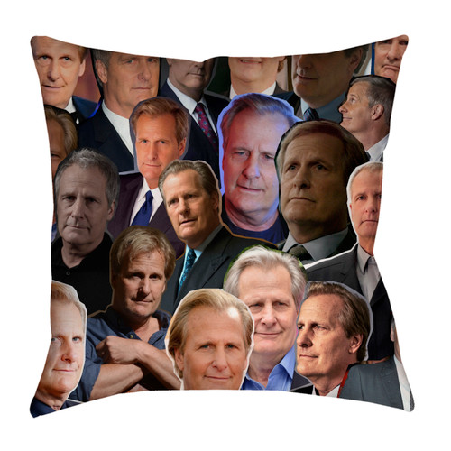 Jeff Daniels pillowcase