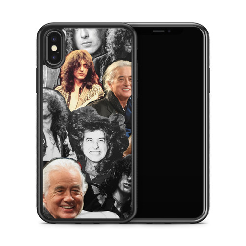 Jimmy page phone case x