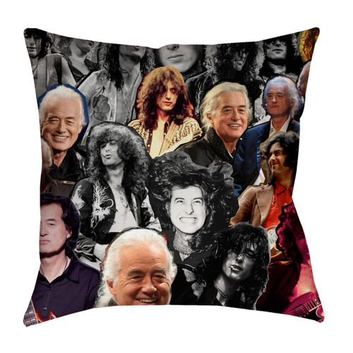 Jimmy Page pillowcase