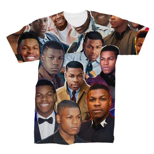 John Boyega tshirt