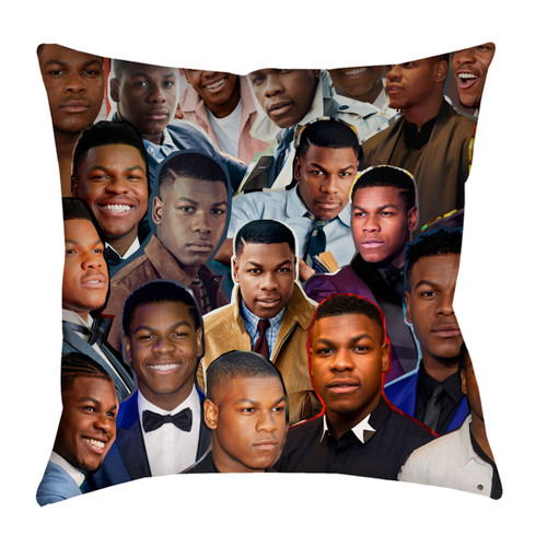 John Boyega pillowcase